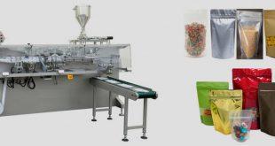 دستگاه بسته بندی مواد غذایی پودری
